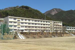 平成24年飛騨南部特別支援学校本館棟改修工事